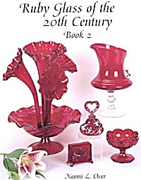 Ruby Glass Of The 20th Century, Book 2 Values