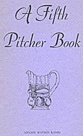 A Fifth Pitcher Book