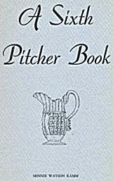 A Sixth Pitcher Book   (Image1)