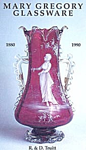 Mary Gregory Glassware:1880-1990 (Image1)