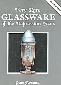 Very Rare Glassware Of The Depression Years Values