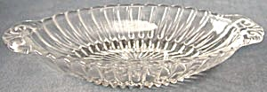 Vintage Banana Split Clear Glass Dishes Set of 6 (Image1)