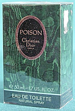 Christian Dior Poison Never Used