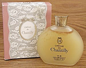 Vintage Creme De Chantilly In Box