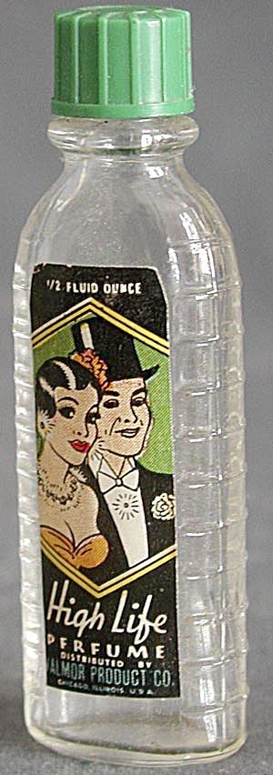 Vintage High Life Perfume (Image1)