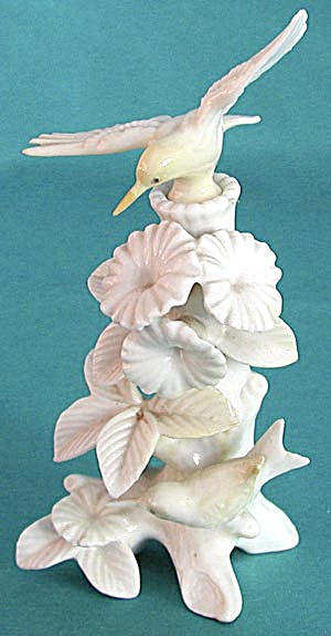 Vintage Humming Birds Perfume Bottle (Image1)