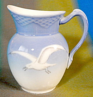 Vintage Seagull Small Pitcher