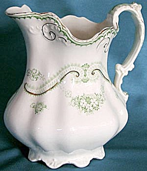 Vintage Johnson Brothers Pitcher (Image1)