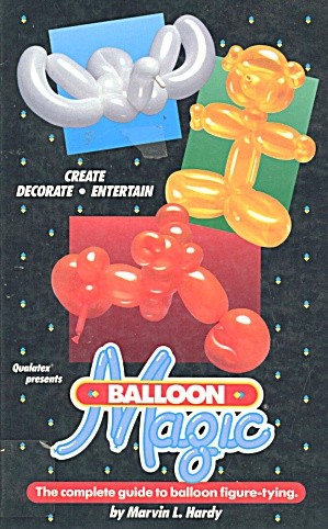 Vintage Balloon Magic