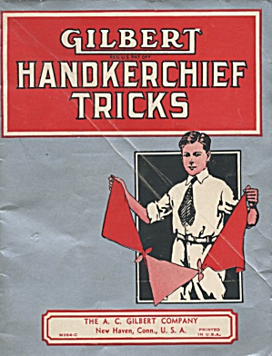 Gilbert Handkerchief Tricks For Boys