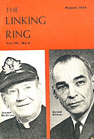 The Linking Ring Magazine