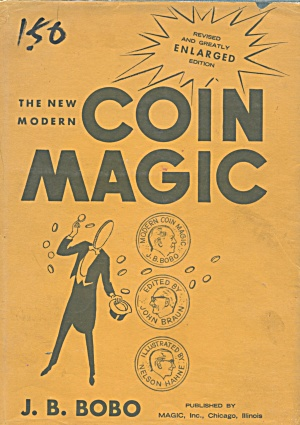 Vintage The New Modern Coin Magic