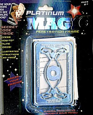 Fantasma Magic Platinum Penetration Frame