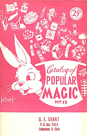 Catalog Of Popular Magic