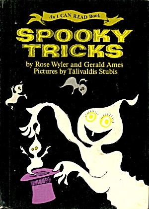 Spooky Tricks (I Can Read Books)