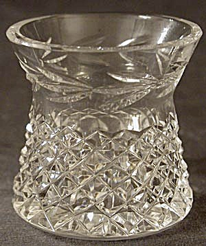 Cut Glass Toothpick Holder (Image1)