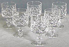 Set of 6 Cut Cordials (Image1)