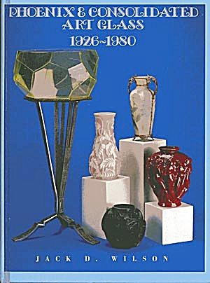 Phoenix & Consolidated Art Glass 1926-1980