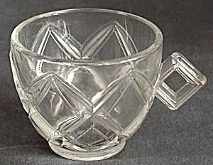 Vintage Glass Punch Cups