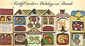 Betty Crocker Holidays on Parade (Image1)