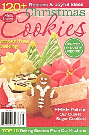 Betty Crocker's Christmas Cooky Book (Image1)