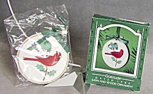 Hallmark Gratitude 1986 Christmas Ornament (Image1)