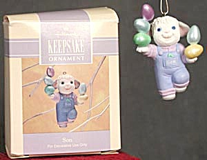 Hallmark 1993 Son Ornament