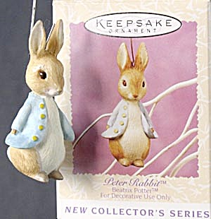 Vintage Hallmark Peter Rabbit