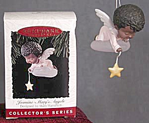 Hallmark Mary's Angels Jasmine Ornament (Image1)