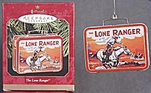 Lone Ranger Lunchbox Hallmark Ornament (Image1)