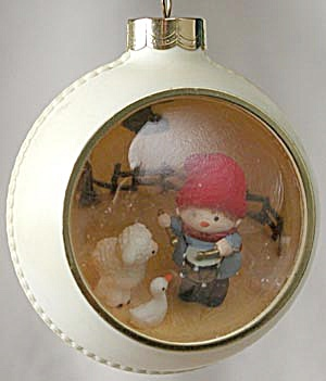 Hallmark Panorama Drummer Boy Ornament (Image1)