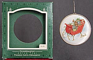 Hallmark Granddaughter Ornament (Image1)