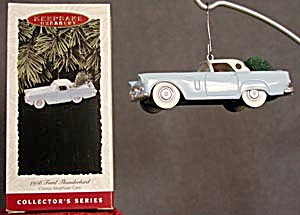 Hallmark 1956 Ford Thunderbird Christmas Ornament (Image1)