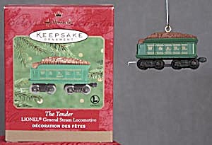 The Tender Hallmark Christmas Ornament (Image1)