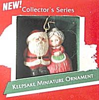Kringles Hallmark Miniature Ornament (Image1)
