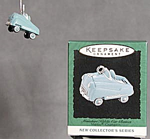 Hallmark Miniature Ornament: Murray Champion Kiddie Car (Image1)