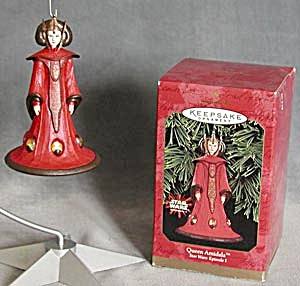 Queen Amidala Hallmark Ornament (Image1)