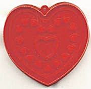 Hallmark Heart With Hearts Cookie Cutter