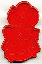 Hallmark Girl With A Heart Cookie Cutter