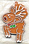 Hallmark Painted Cookie Cutter Reindeer (Image1)