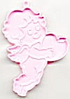 Hallmark Cupid With Heart Cookie Cutter