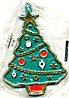 Hallmark Painted Christmas Tree Cookie Cutter (Image1)