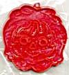 Hallmark Raggedy Ann Face Cookie Cutter (Image1)