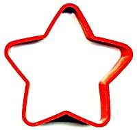 Vintage Hallmark Star Cookie Cutter (Image1)