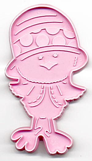 Vintage Hallmark Chickory Chick with Hat Cookie Cutter (Image1)