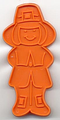 Hallmark Pilgrim Man Cookie Cutter