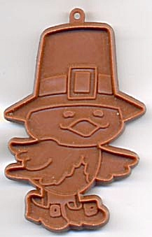 Hallmark Pilgrim Bird Cookie Cutter