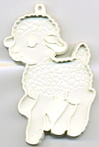 Hallmark Lamb Cookie Cutter (Image1)