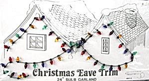 """Christmas Eave Trim"" Dept. 56  (Image1)"