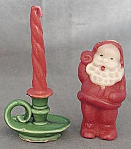 Gurley Christmas Candles Set of 2 (Image1)